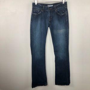 BKE Buckle Drew Bootcut Jeans Dark Size 29
